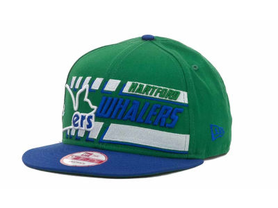 Hartford Whalers NHL Line Change 9FIFTY Snapback Hats