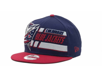 Columbus Blue Jackets NHL Line Change 9FIFTY Snapback Hats