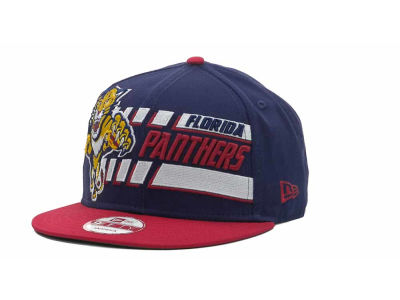 Florida Panthers NHL Line Change 9FIFTY Snapback Hats