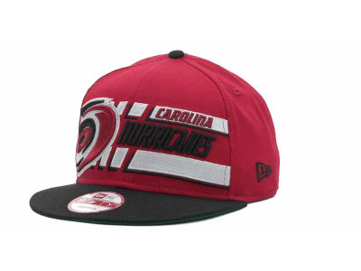Carolina Hurricanes NHL Line Change 9FIFTY Snapback Hats