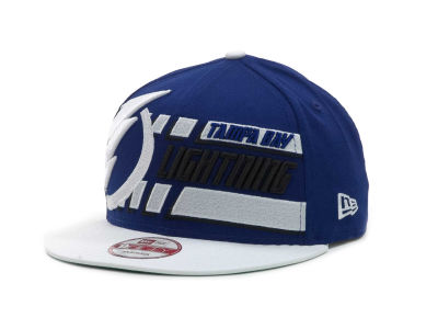 Tampa Bay Lightning NHL Line Change 9FIFTY Snapback Hats