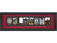 Campus Letter Art Picture Frames