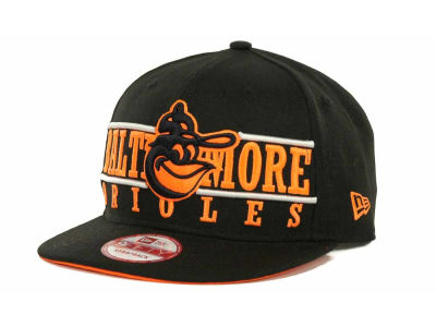 Baltimore Orioles MLB Neon Bar Strapback 9FIFTY Cap Hats