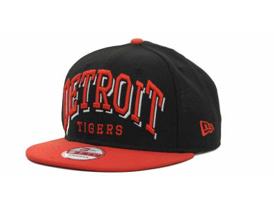 Detroit Tigers MLB Mark Strapback 9FIFTY Cap Hats