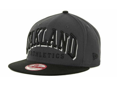 Oakland Athletics MLB Mark Strapback 9FIFTY Cap Hats