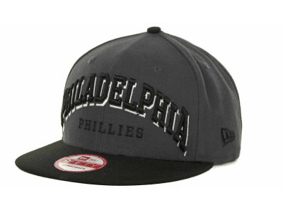 Philadelphia Phillies MLB Mark Strapback 9FIFTY Cap Hats