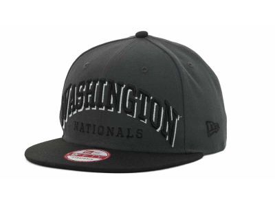 Washington Nationals MLB Mark Strapback 9FIFTY Cap Hats