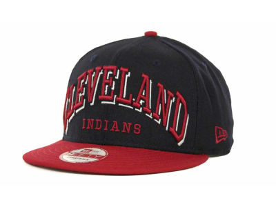 Cleveland Indians MLB Mark Strapback 9FIFTY Cap Hats