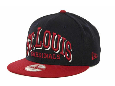 St. Louis Cardinals MLB Mark Strapback 9FIFTY Cap Hats
