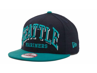 Seattle Mariners MLB Mark Strapback 9FIFTY Cap Hats