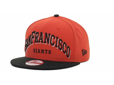 San Francisco Giants MLB Mark Strapback 9FIFTY Cap Hats