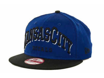 Kansas City Royals MLB Mark Strapback 9FIFTY Cap Hats