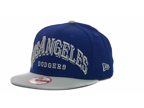 Los Angeles Dodgers New Era MLB Mark Strapback 9FIFTY Cap Hats