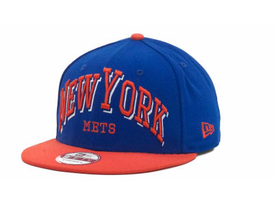 New York Mets MLB Mark Strapback 9FIFTY Cap Hats