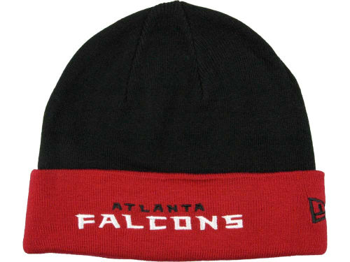 Atlanta Falcons New Era NFL 2T Cuff Knit Hats