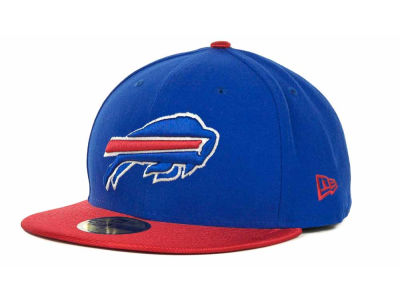 Buffalo Bills NFL Jersey Basic 59FIFTY Cap Hats