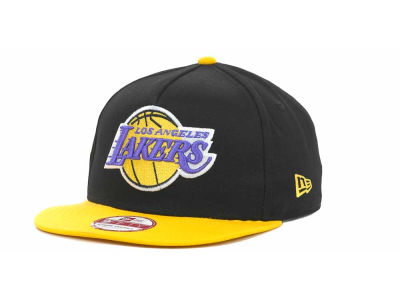Los Angeles Lakers NBA Hardwood Classics Said Snapback 9FIFTY Cap Hats