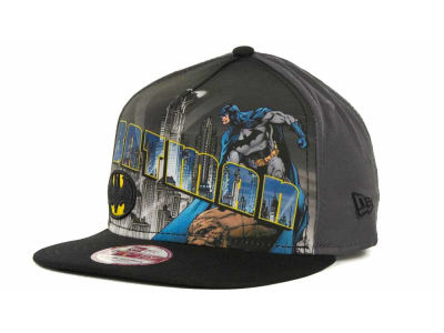 DC Comics Batman Hero Post Snapback 9FIFTY Cap Hats
