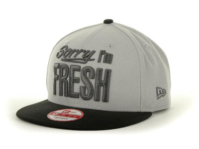 New Era Sorry Im Fresh Snapback 9FIFTY Cap Hats