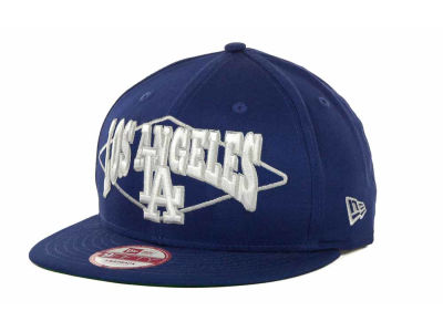 Los Angeles Dodgers MLB Geo Block Snap 9FIFTY Cap Hats
