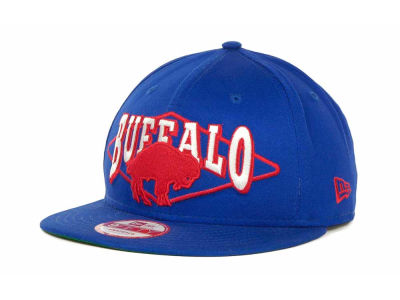 Buffalo Bills NFL Geo Block Snapback 9FIFTY Cap Hats