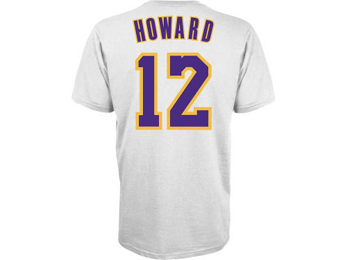 Los Angeles Lakers Dwight Howard NBA Player T-Shirt