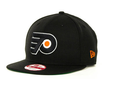 Philadelphia Flyers NHL Base Snapback 9FIFTY Cap Hats