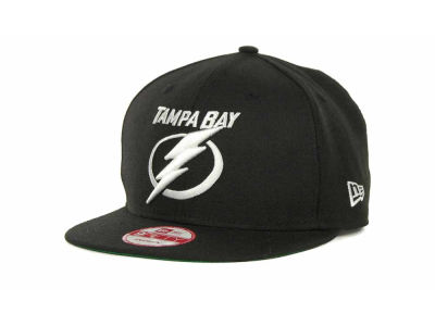 Tampa Bay Lightning NHL Base Snapback 9FIFTY Cap Hats