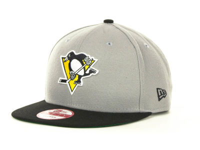 Pittsburgh Penguins NHL Base Snapback 9FIFTY Cap Hats