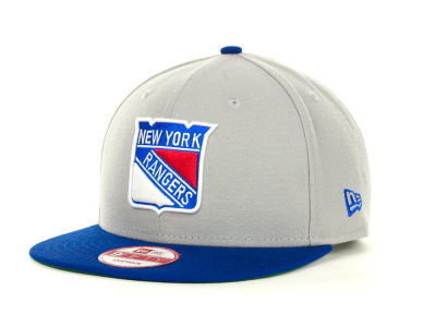 New York Rangers NHL Base Snapback 9FIFTY Cap Hats