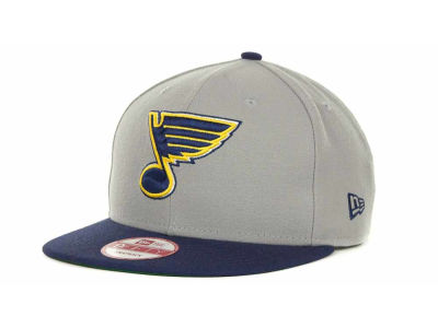 St. Louis Blues NHL Base Snapback 9FIFTY Cap Hats