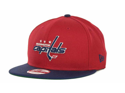 Washington Capitals NHL Base Snapback 9FIFTY Cap Hats