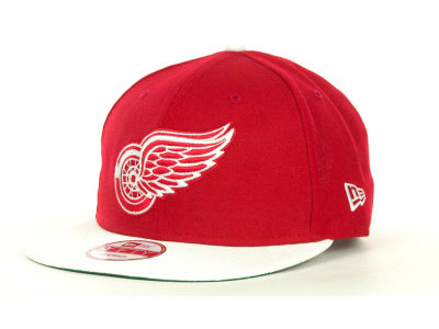 Detroit Red Wings NHL Base Snapback 9FIFTY Cap Hats
