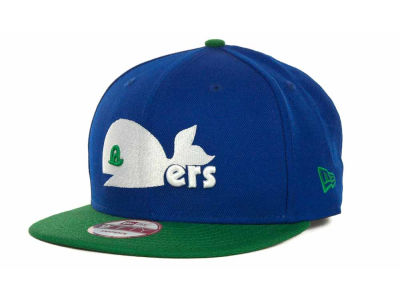 Hartford Whalers NHL Base Snapback 9FIFTY Cap Hats