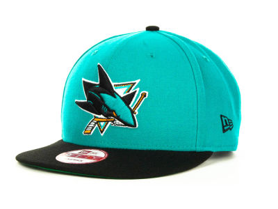 San Jose Sharks NHL Base Snapback 9FIFTY Cap Hats