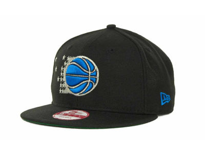 Orlando Magic NBA Hardwood Classics Base Snapback 9FIFTY Cap Hats