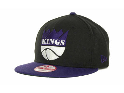 Sacramento Kings NBA Hardwood Classics Base Snapback 9FIFTY Cap Hats