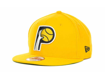 Indiana Pacers NBA Hardwood Classics Base Snapback 9FIFTY Cap Hats