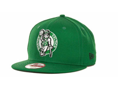 Boston Celtics NBA Hardwood Classics Base Snapback 9FIFTY Cap Hats