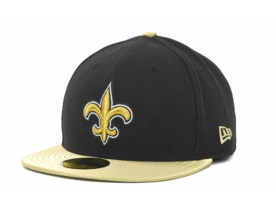 New Orleans Saints NFL Jersey Basic 59FIFTY Cap Hats