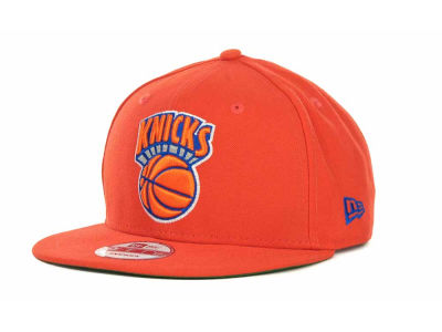 New York Knicks NBA Hardwood Classics Base Snapback 9FIFTY Cap Hats