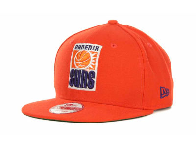 Phoenix Suns NBA Hardwood Classics Base Snapback 9FIFTY Cap Hats