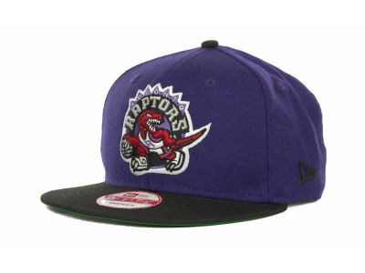 Toronto Raptors NBA Hardwood Classics Base Snapback 9FIFTY Cap Hats