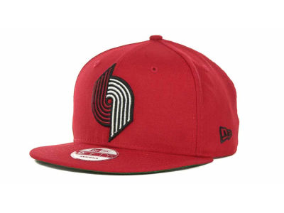 Portland Trail Blazers NBA Hardwood Classics Base Snapback 9FIFTY Cap Hats