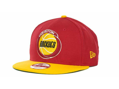 Houston Rockets NBA Hardwood Classics Base Snapback 9FIFTY Cap Hats