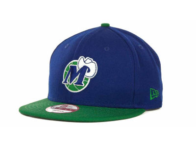 Dallas Mavericks NBA Hardwood Classics Base Snapback 9FIFTY Cap Hats