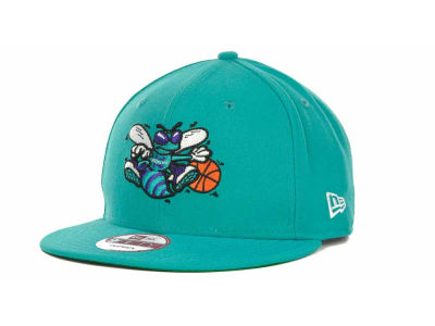 New Orleans Hornets NBA Hardwood Classics Base Snapback 9FIFTY Cap Hats