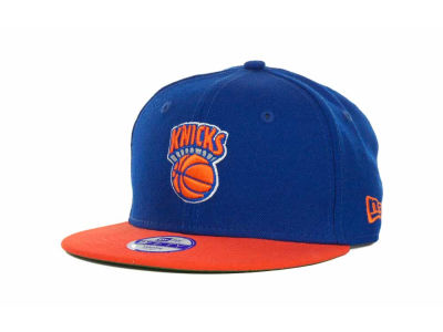 New York Knicks NBA Hardwood Classics Youth Base Snap 9FIFTY Cap Hats