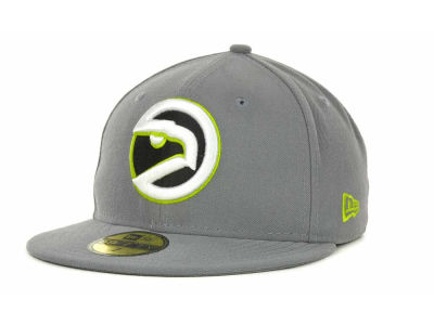 Atlanta Hawks NBA Hardwood Classics Storm 59FIFTY Hats