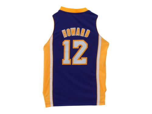 Los Angeles Lakers Dwight Howard adidas NBA Replica Jersey